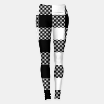Imagen en miniatura de CHECKED IN 8A Leggings, Live Heroes