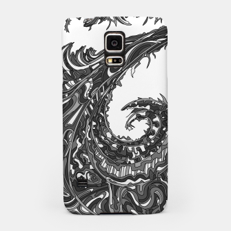 Thumbnail image of Wandering 23: grayscale Samsung Case, Live Heroes