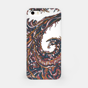 Thumbnail image of Wandering 23: color variation 1 iPhone Case, Live Heroes