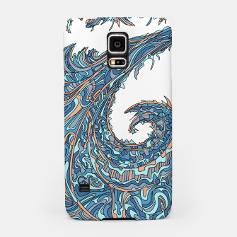 Thumbnail image of Wandering 23: color variation 2 Samsung Case, Live Heroes