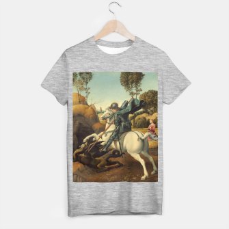 Miniaturka Raphael-Saint George and the Dragon T-shirt regular, Live Heroes