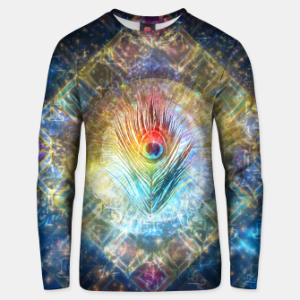 Thumbnail image of Krishna Dream Unisex sweater, Live Heroes