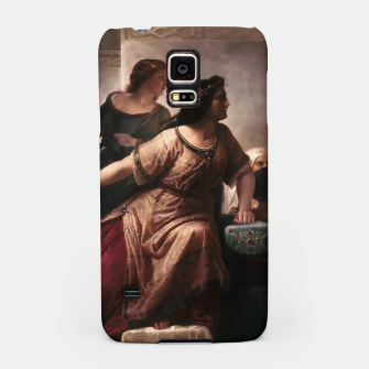 Thumbnail image of Semiramis by Christian Köhler Old Masters Reproductions Samsung Case, Live Heroes