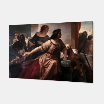 Thumbnail image of Semiramis by Christian Köhler Old Masters Reproductions Canvas, Live Heroes