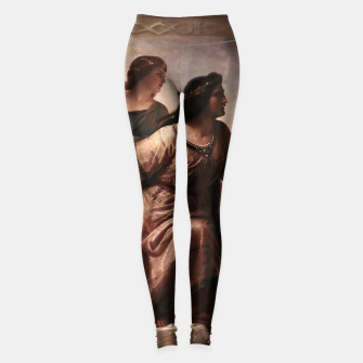 Thumbnail image of Semiramis by Christian Köhler Old Masters Reproductions Leggings, Live Heroes