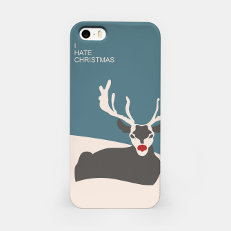 I Hate Christmas Carcasa por Iphone Bild der Miniatur