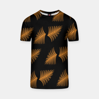 Gold leaf  Camiseta miniature