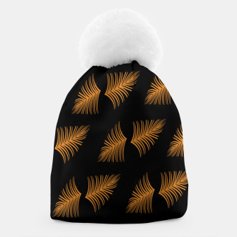 Gold leaf  Gorro miniature