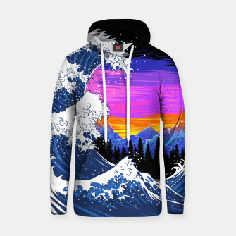 Miniatur Mountain Wave Sudadera con capucha, Live Heroes