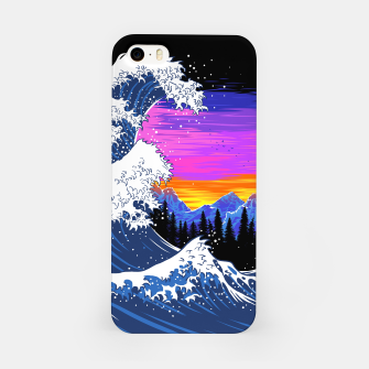 Mountain Wave Carcasa por Iphone Bild der Miniatur