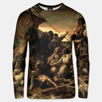 Thumbnail image of Théodore Géricault-The Raft of the Medusa Unisex sweater, Live Heroes