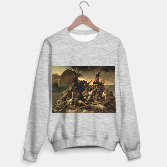 Thumbnail image of Théodore Géricault-The Raft of the Medusa Sweater regular, Live Heroes