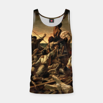 Miniatur Théodore Géricault-The Raft of the Medusa Tank Top, Live Heroes