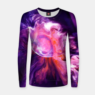 Thumbnail image of Nebula 808 Women sweater, Live Heroes
