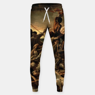 Thumbnail image of Théodore Géricault-The Raft of the Medusa Sweatpants, Live Heroes