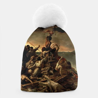 Thumbnail image of Théodore Géricault-The Raft of the Medusa Beanie, Live Heroes