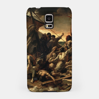 Thumbnail image of Théodore Géricault-The Raft of the Medusa Samsung Case, Live Heroes