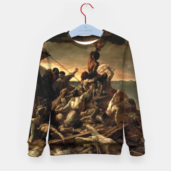 Thumbnail image of Théodore Géricault-The Raft of the Medusa Kid's sweater, Live Heroes