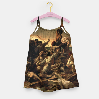 Thumbnail image of Théodore Géricault-The Raft of the Medusa Girl's dress, Live Heroes