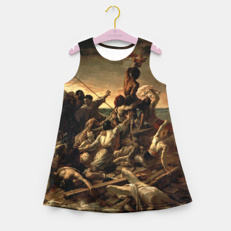 Thumbnail image of Théodore Géricault-The Raft of the Medusa Girl's summer dress, Live Heroes