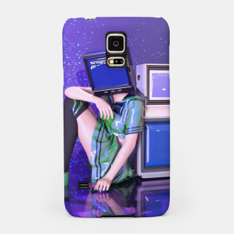 Thumbnail image of Idiot Box Samsung Case, Live Heroes