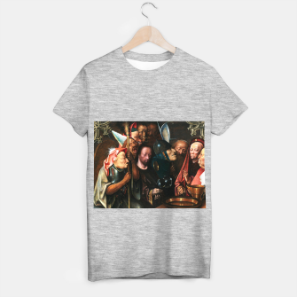 Miniaturka Bosch follower Christ Before Pilate T-shirt regular, Live Heroes