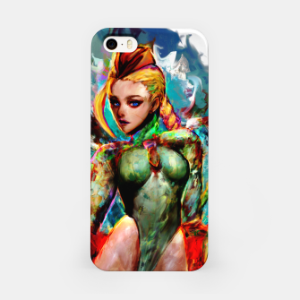cammy iPhone Case obraz miniatury