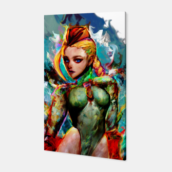 cammy Canvas obraz miniatury