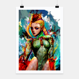 Miniaturka cammy Poster, Live Heroes