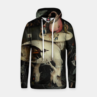 Miniatur Hieronymus Bosch-The Garden of Earthly Delights (Hell) 2 Hoodie, Live Heroes
