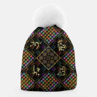 Thumbnail image of Secrets of the universe Beanie, Live Heroes