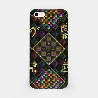 Thumbnail image of Secrets of the universe iPhone Case, Live Heroes