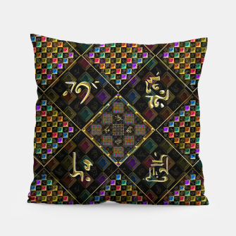 Thumbnail image of Secrets of the universe Pillow, Live Heroes