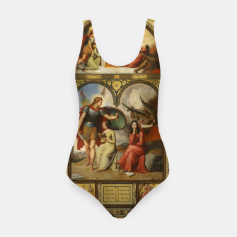 Thumbnail image of Victor Orsel-Good and Evil Swimsuit, Live Heroes