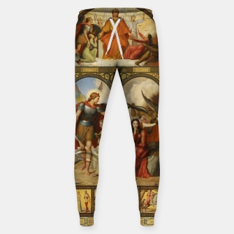 Thumbnail image of Victor Orsel-Good and Evil Sweatpants, Live Heroes