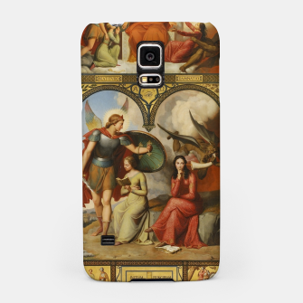 Thumbnail image of Victor Orsel-Good and Evil Samsung Case, Live Heroes