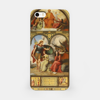 Miniature de image de Victor Orsel-Good and Evil iPhone Case, Live Heroes