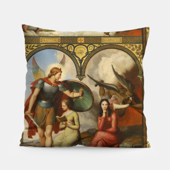Miniaturka Victor Orsel-Good and Evil Pillow, Live Heroes