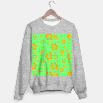 Falling flowers_halloween edition Sweater regular thumbnail image