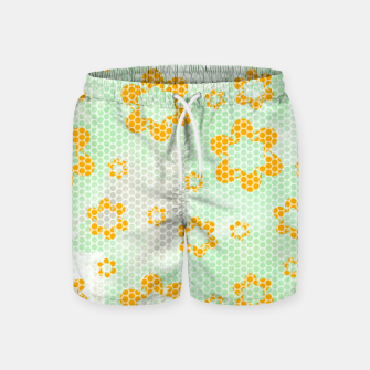 Thumbnail image of Army flowers Swim Shorts, Live Heroes