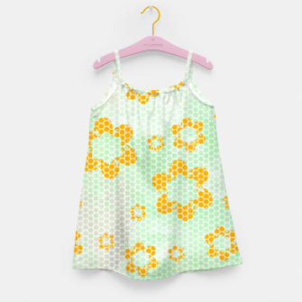 Thumbnail image of Army flowers Girl's dress, Live Heroes