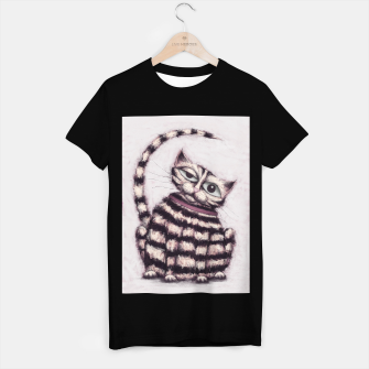 Thumbnail image of Stripey Tom T-shirt regular, Live Heroes