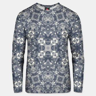 Luxury Geometric Ornate Mosaic Print Unisex sweater Bild der Miniatur