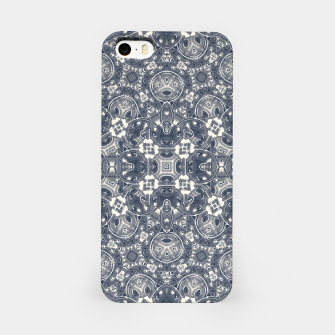 Luxury Geometric Ornate Mosaic Print iPhone Case Bild der Miniatur