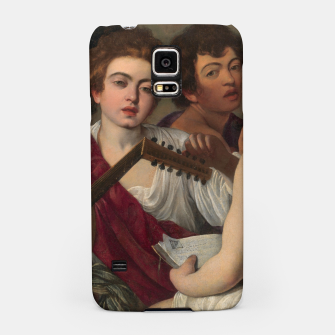 Thumbnail image of Caravaggio-The Musicians Samsung Case, Live Heroes
