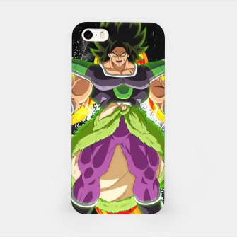 Miniatur Broly iPhone Case, Live Heroes