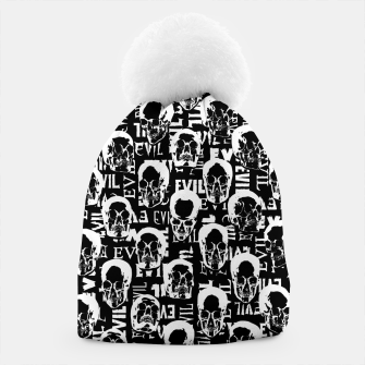 Thumbnail image of Pure Evil Beanie, Live Heroes