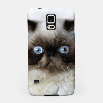 Thumbnail image of Funny Cat Samsung Case, Live Heroes