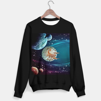 Thumbnail image of Scorpio and Planets Sweater regular, Live Heroes