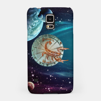 Thumbnail image of Scorpio and Planets Samsung Case, Live Heroes